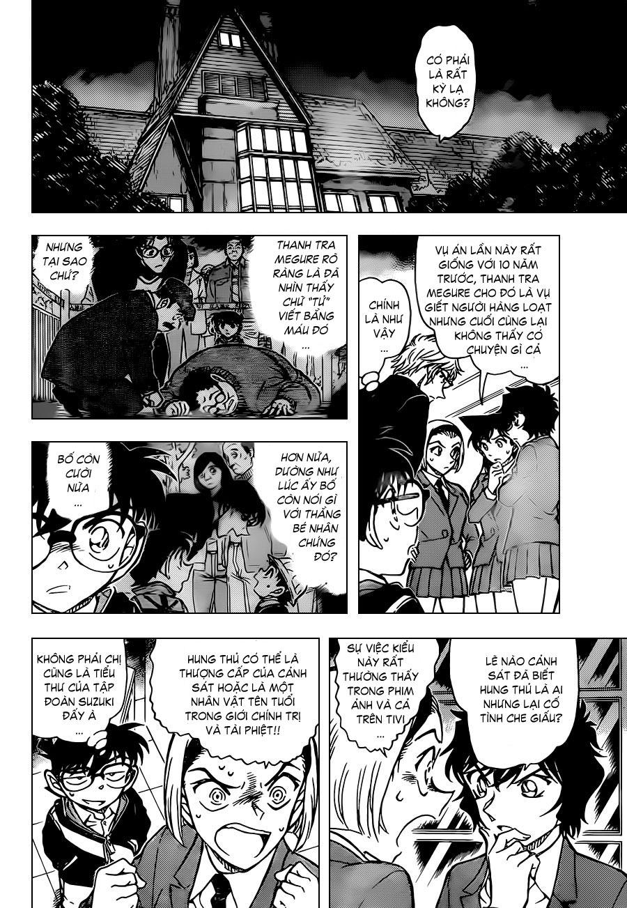 Thám Tử Lừng Danh Conan - Chapter 813 - Pic 12