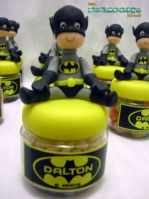 Potinhos com Biscuit - Batman