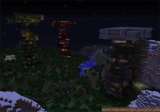 Random RPG Mapa para Minecraft 1.8