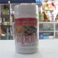 obat herbal untuk mengobati darah rendah