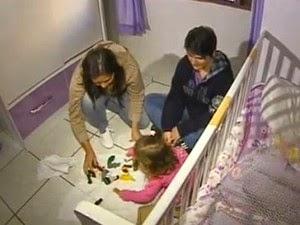 Para registrar filhos, casais devem estar casados ou em união estável  (Foto: Reprodução / RPC TV)