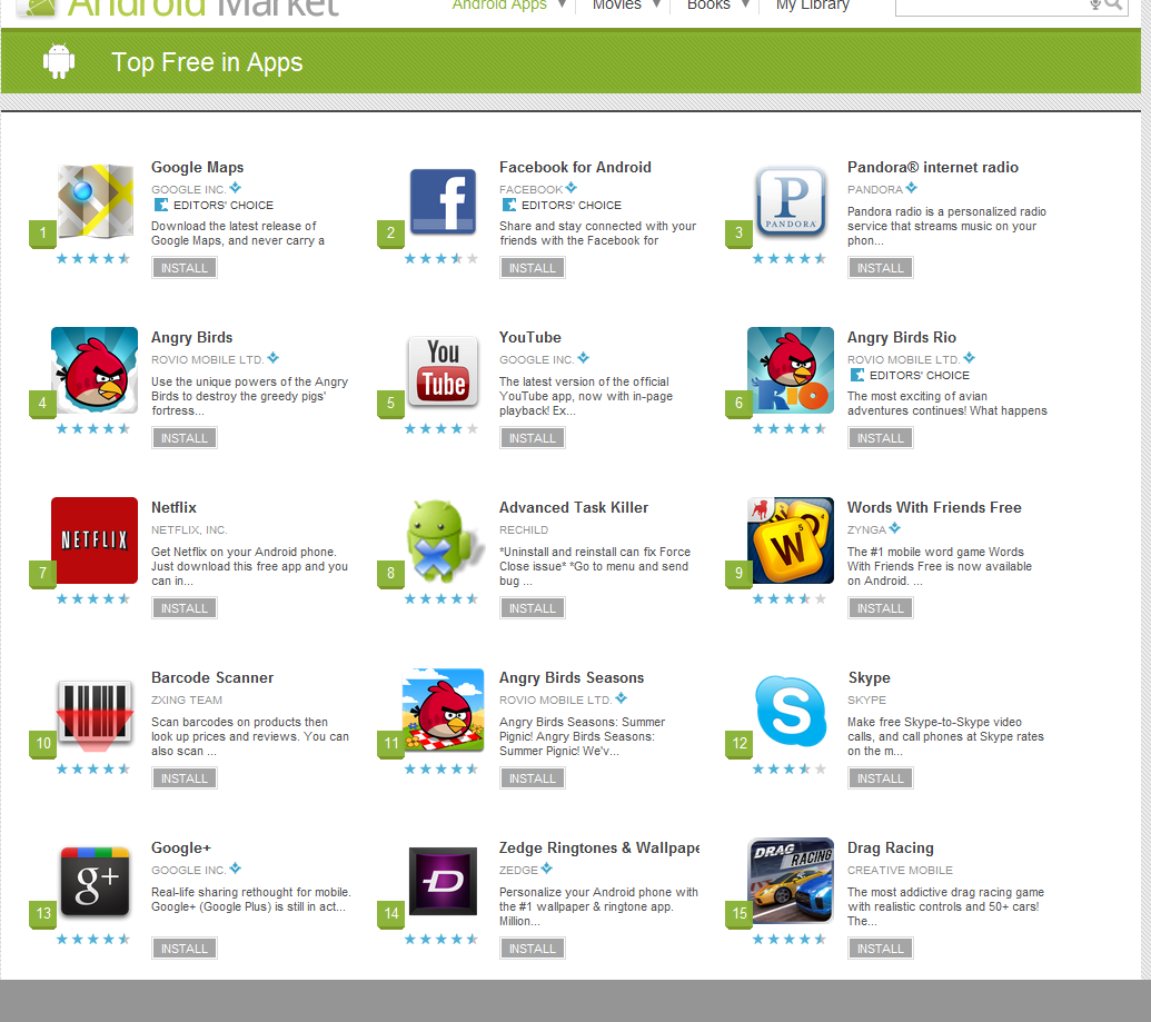 More Than 5 000 Free Android Apps Available In Amazon App