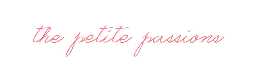 the petite passions