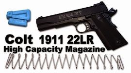 Colt Gold Cup 1911-22 Mag Upgrades