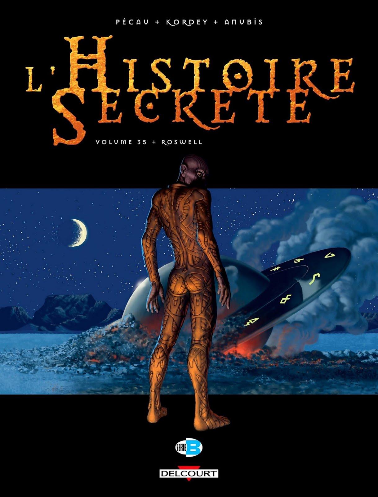 L'histoire secrète 00 à 35, Pécau, Kordey, Pilipovic, Sudzuka. (Série en cours)
