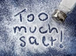 hvad gør salt ved kroppen