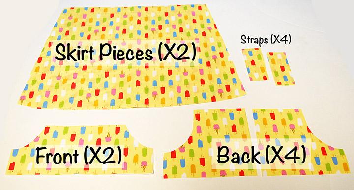 Summer Breeze Baby Dress {Free PDF Pattern} - Shwin and Shwin