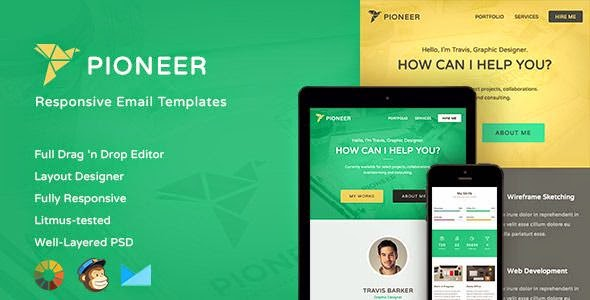 Best Professional Email Template + Editor