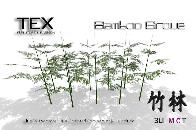 [TEX] Bamboo Grove