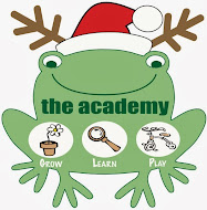 HAPPY HOLIDAYS FROM THE ACADEMY!