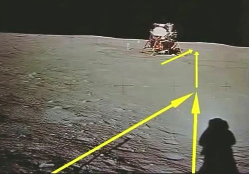 Moon Landing Photos Shadows Retired--Now What?: Co...