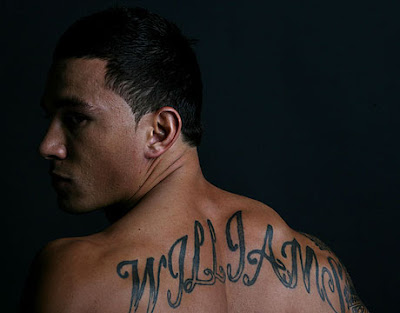 Sonny Bill Williams tattoo design picture gallery - Sonny Bill Williams tattoo ideas for men