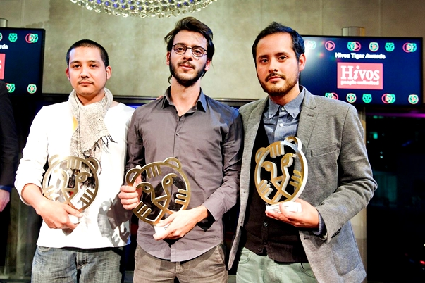 Ganadores del Hivos Tiger Award
