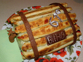 Бочка торта