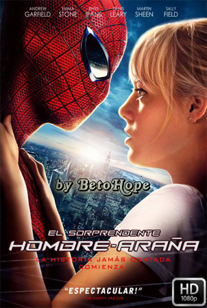El Sorprendente Hombre Araña [1080p] [Latino-Ingles] [MEGA]