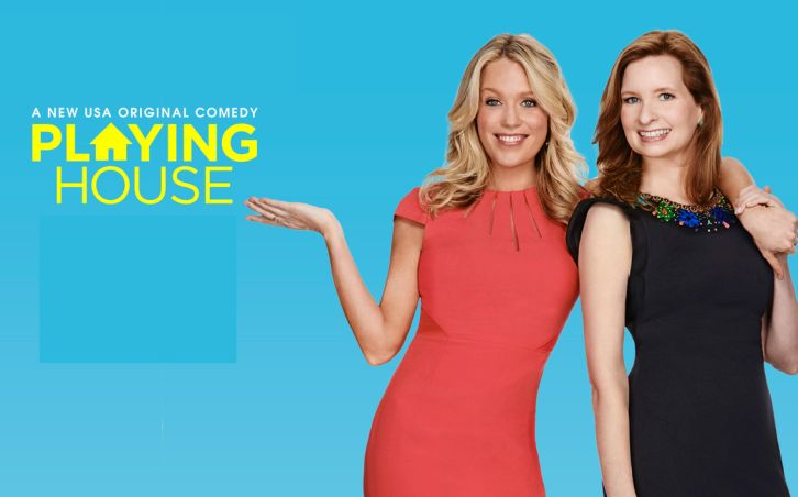 Playing House - Renewed for a 3rd Season by USA Network