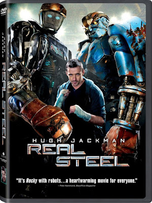 Real Steel (2011) DVDR NTSC