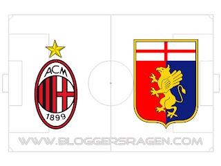 Prediksi Pertandingan AC Milan vs Genoa