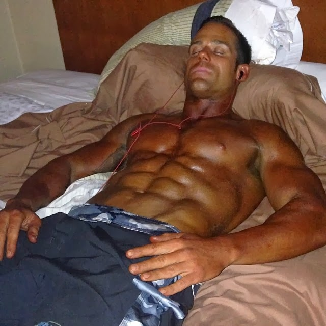 aesthetic muscle, bodybuilder, great abs, male fitness model, male model, muscle, physique, ripped muscle, Todd Vinson, vascular muscle,