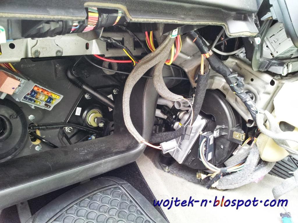 Wojtek  Grand Scenic Ii Heater Motor