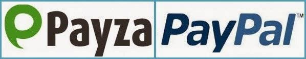 شحن بايبال وبايزا من خلال موقع Incentria بسهولة تامة