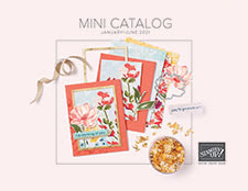 January - June 2021 Mini Catalog