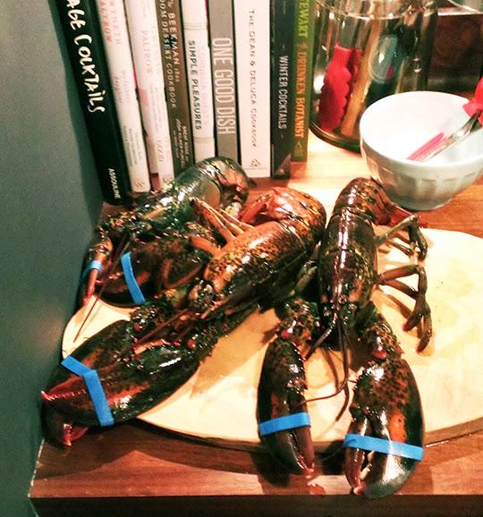 Gastronomista: Manhattan Clambake with Clambake Cardonnay