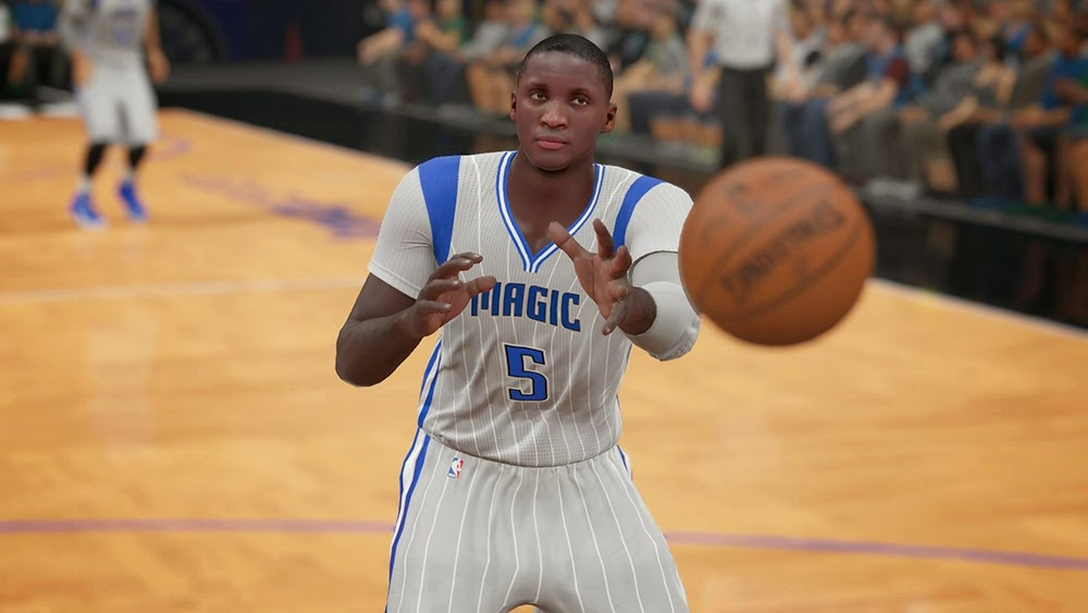 Orlando Magic Pride Sleeve Uniform | NBA 2K15