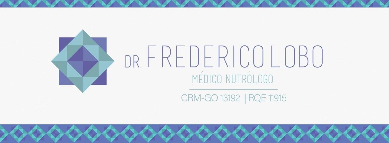 Dr. Frederico Lobo  - Nutrólogo Goiânia - CRM-GO 13192 | RQE 11.915