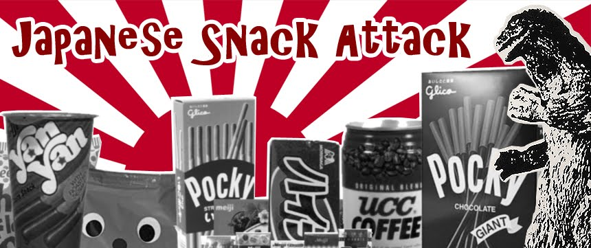 Japanese Snack Attack