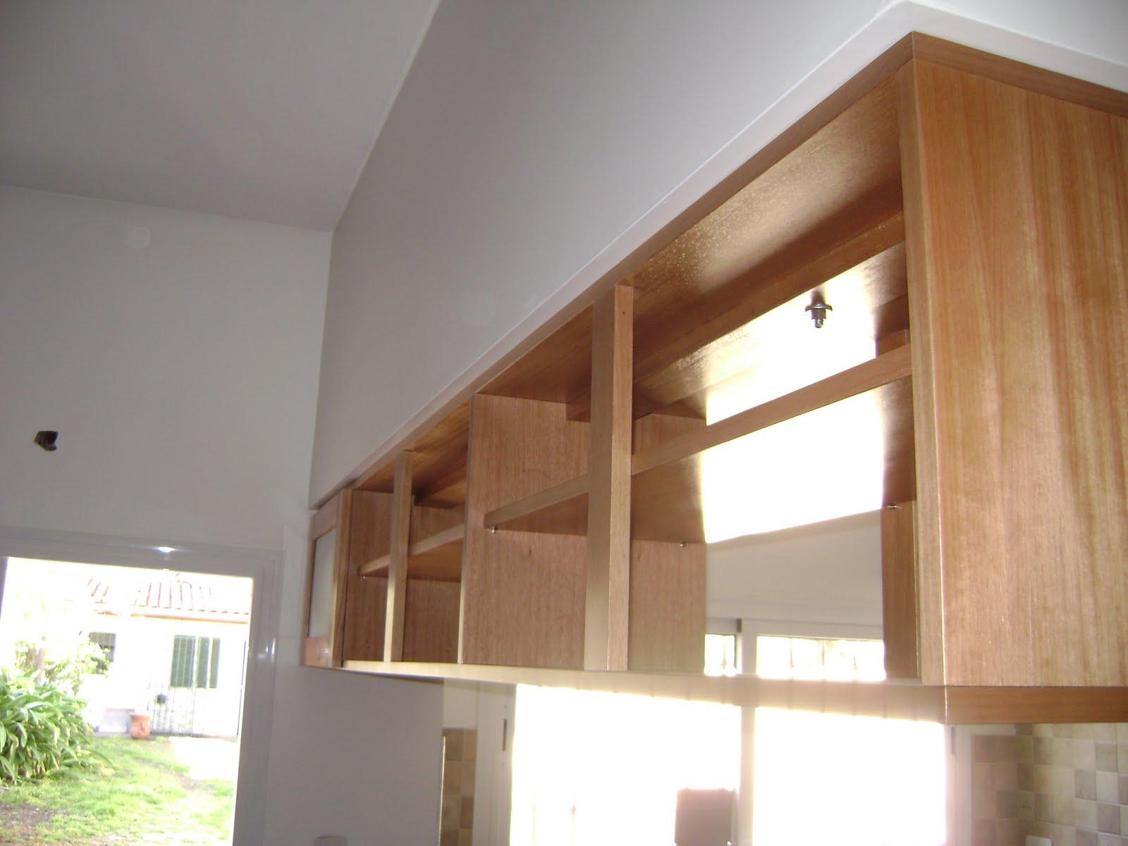 Muebles a medida decocarpinteria alacena colgante for Muebles de cocina colgantes