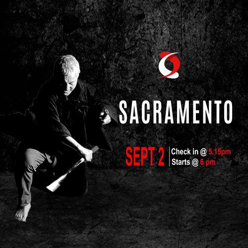 Sword Experience - Sacramento Sept 2