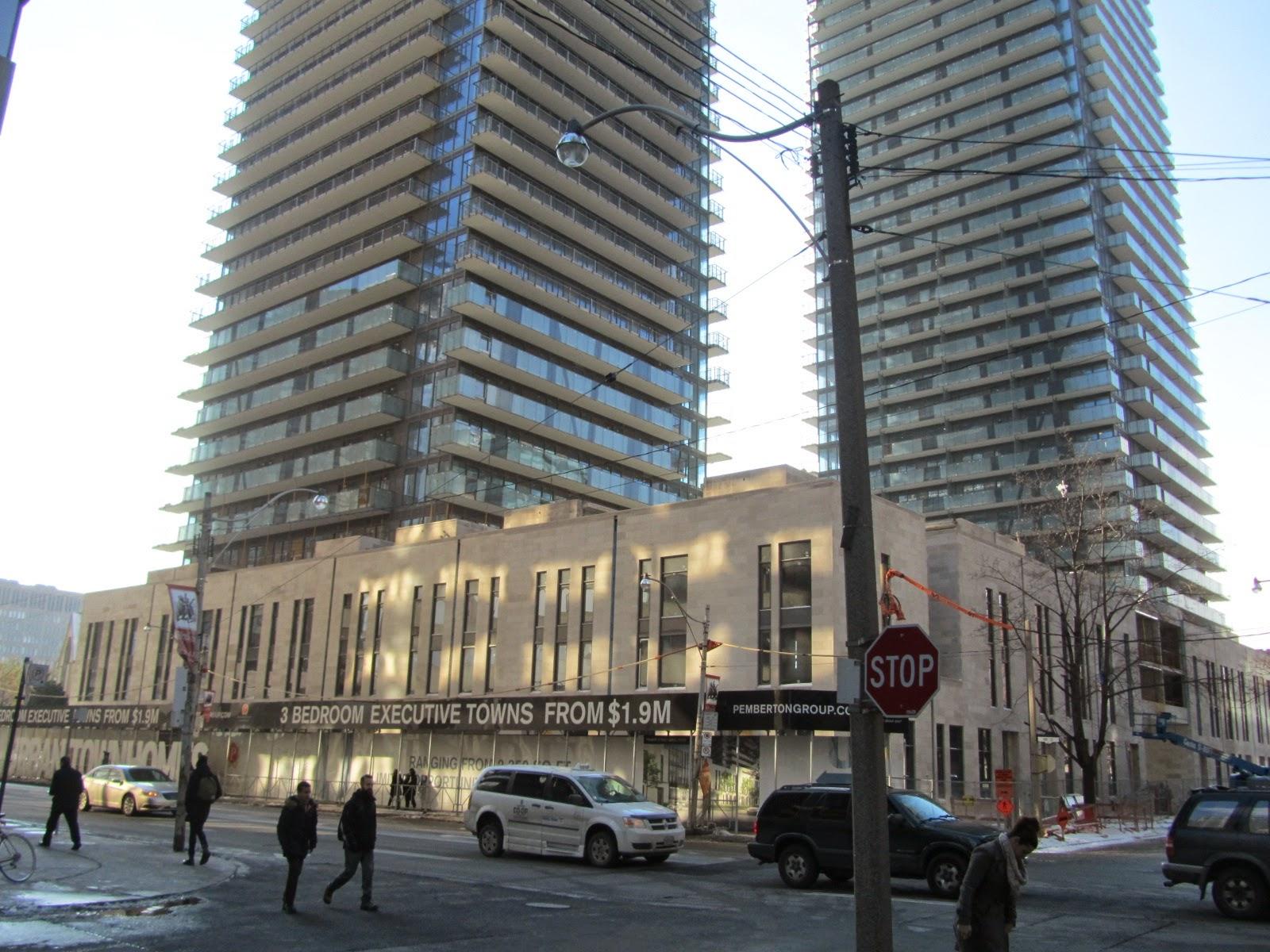 U Condos For Sale Bay Street Toronto
