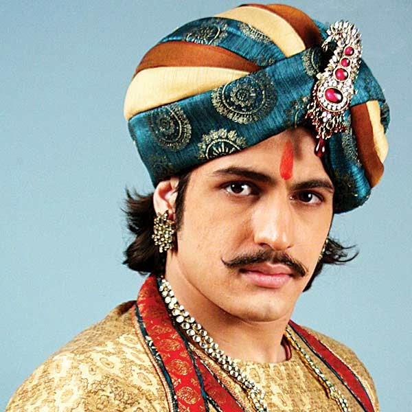 Rajat Tokas as Jalaluddin Muhammed Akbar hd wallpapers