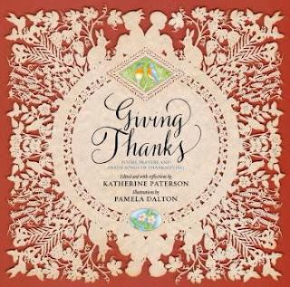 http://www.amazon.com/Giving-Thanks-Prayers-Praise-Thanksgiving/dp/1452113394
