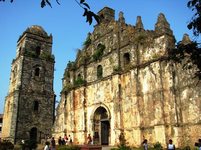 San Agustin Church of Paoay, Ilocos Churches, Old Churches, Bisita Iglesia Ilocos
