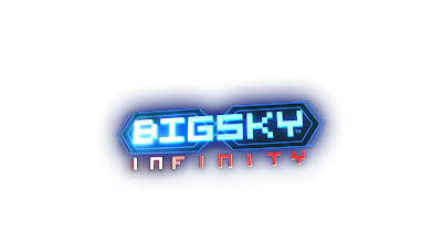 Big Sky Infinity Logo - We Know Gamers