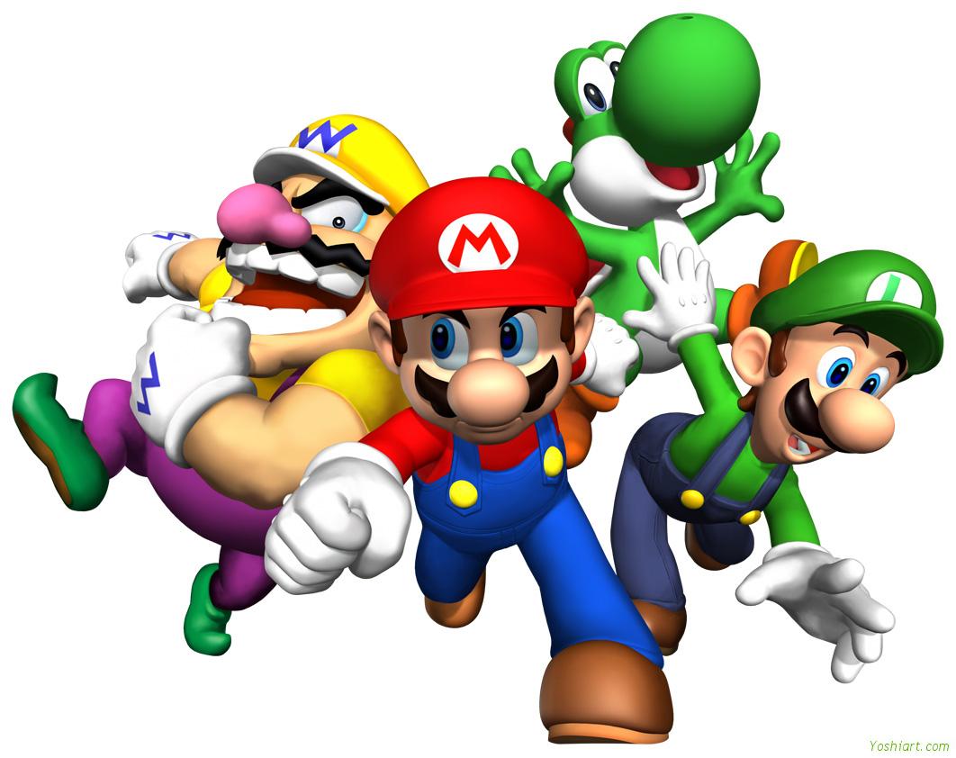 hombre saltarín), pero con el tiempo se ganó un nombre propio: Mario