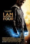 I Am Number Four, Poster