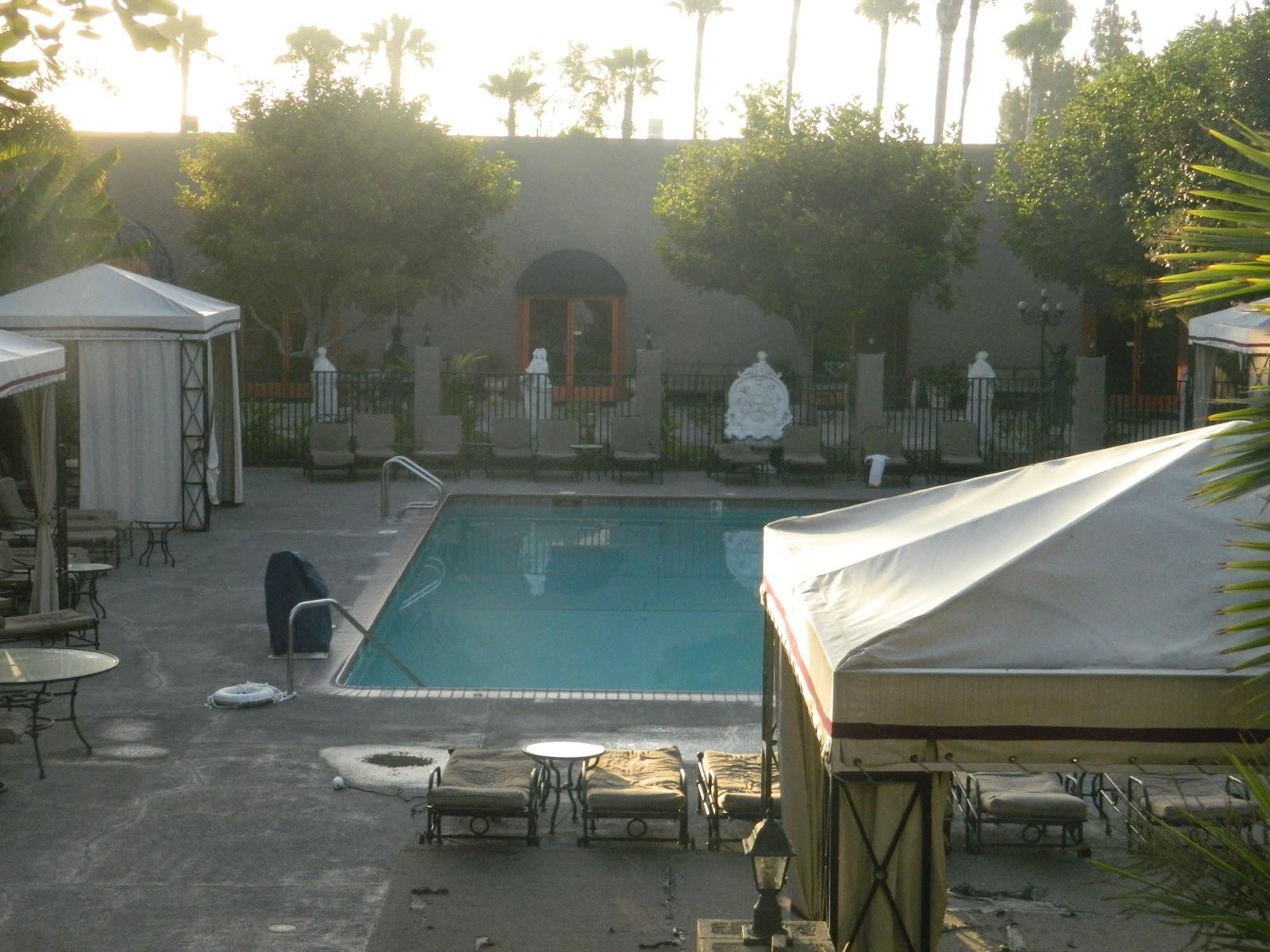 Running Docz Review Of Howard Johnson Fullerton Hotel Los Angeles