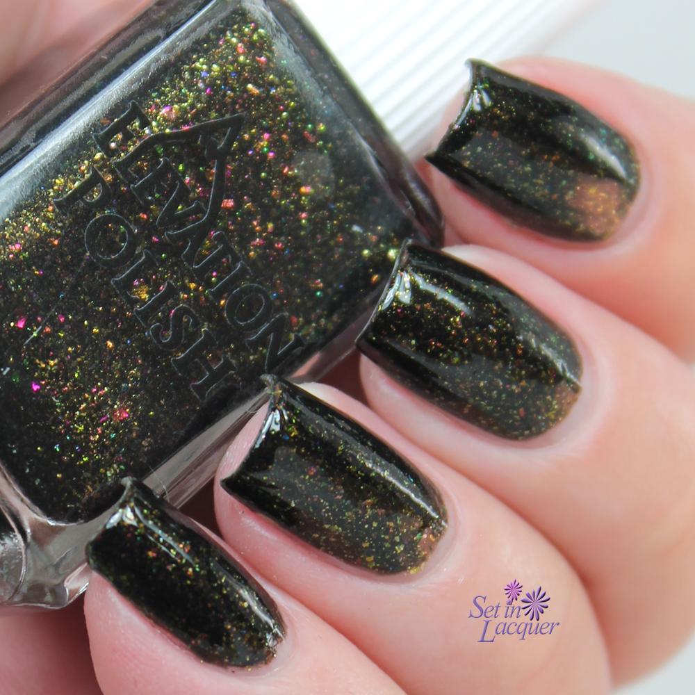 Elevation Polish - Fireflies in a Dark Meadow