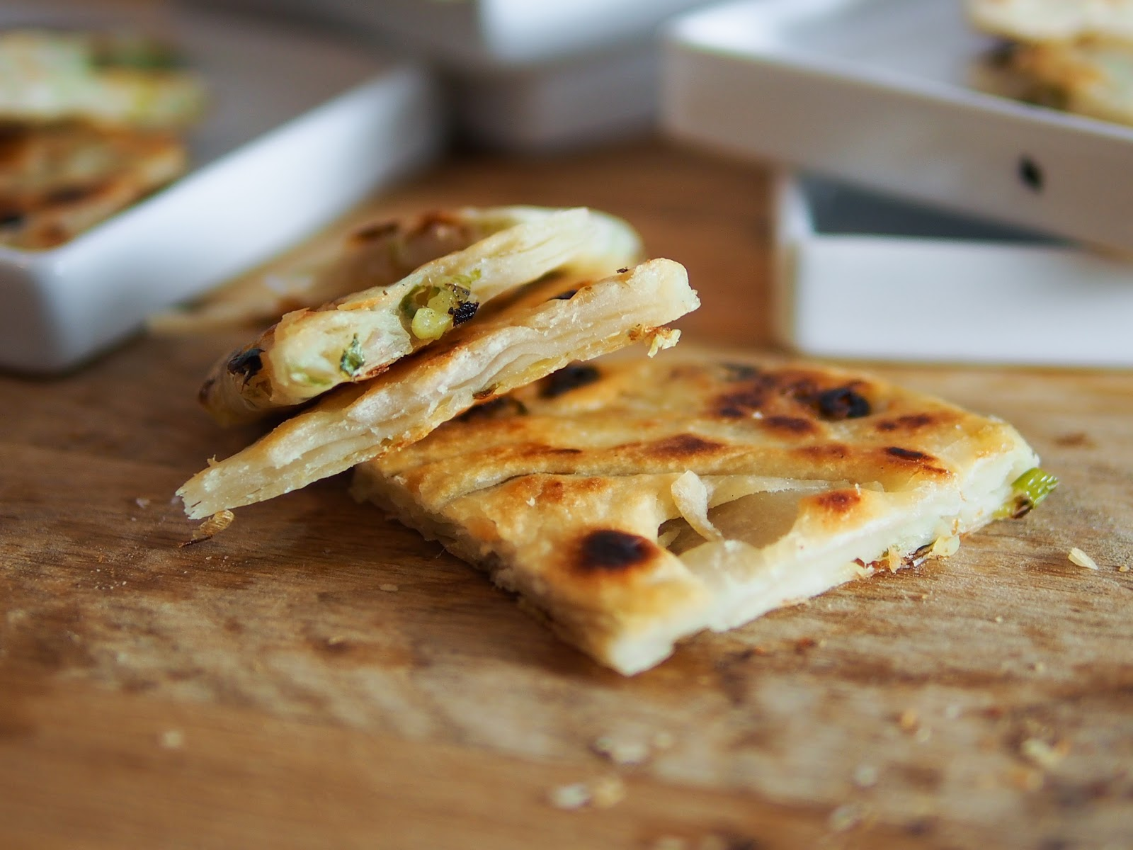 Foodmanna: Chinese scallion pancakes