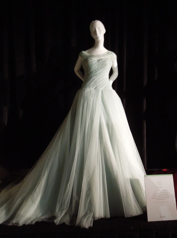 Harrods Once Upon Dream Disney Tianna gown
