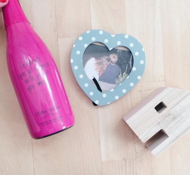 hema, liefde, champagne, product