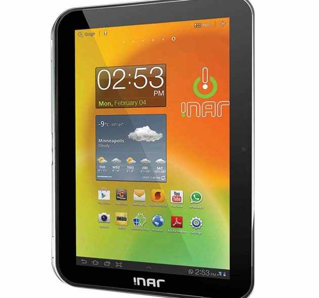 The best tablet (No.6) inar tablet