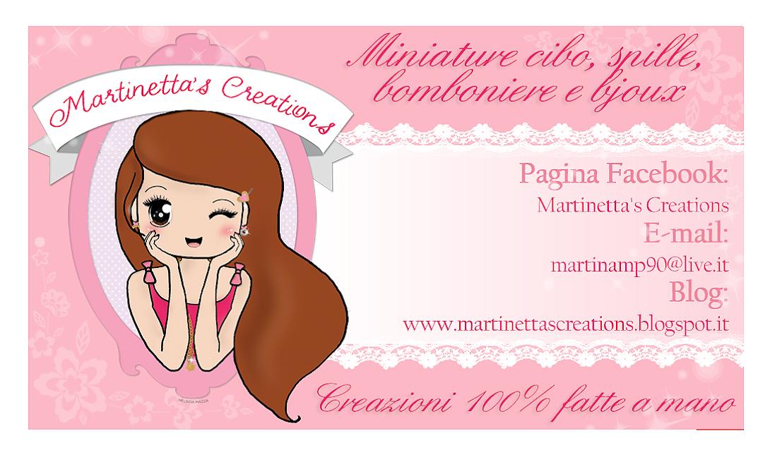 Martinetta's Creations
