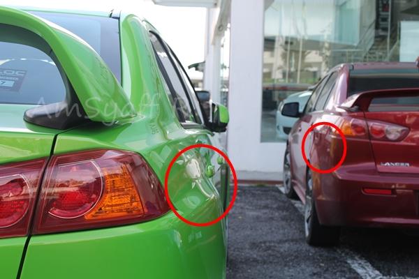 Kipas-Susah-Mati JDM ! : Beza Antara Mitsubishi Lancer GT ...