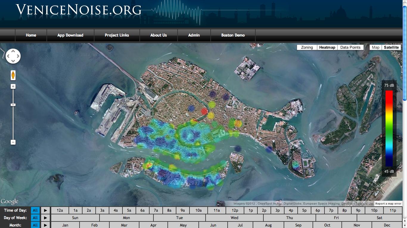 Venice Venice Noise Heard In Montenegro - Us noise map
