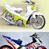 Modifikasi motor yamaha jupiter z1 new cw ceper terbaru keren 2014