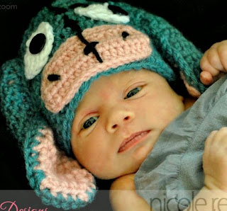 http://www.craftsy.com/pattern/crocheting/accessory/eeyore-beanie-newborn---child/26863